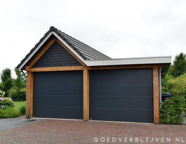 Houten Garage Evergem  Goed Verblijven Bv. See Through Doors. Linear 800 Garage Door Opener. Garage Door Surge Protector. Steal Garage. Patio Door Window Treatment Ideas. French Barn Doors. Garage Door Replacement Panel. Mail Slots For Doors